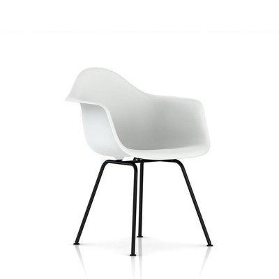 Herman Miller® Eames® Molded Plastic Armchair 4-Leg Base