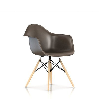 Herman Miller® Eames® Molded Fiberglass Armchair Dowel Base