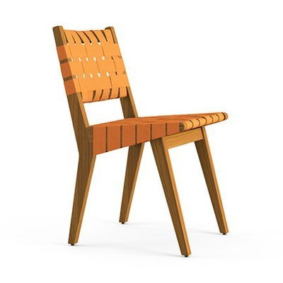 Knoll Risom Outdoor Side Chair