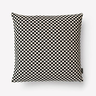 Maharam Checker Pillow by Alexander Girard