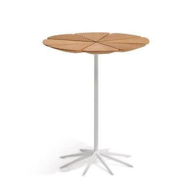 Knoll Petal End Table
