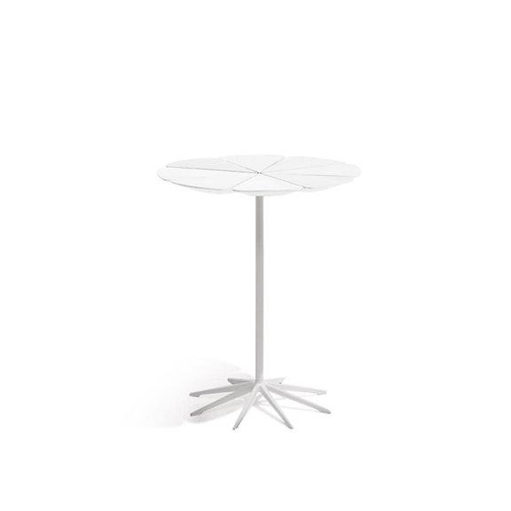 Knoll Petal End Table