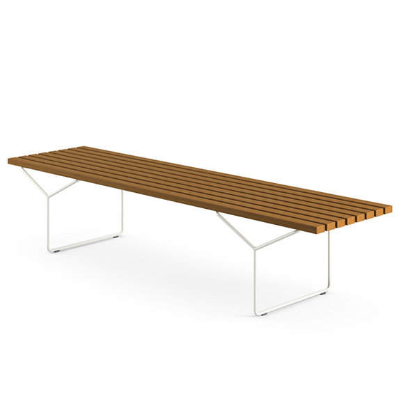 Knoll Outdoor Bertoia Bench