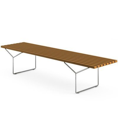 Knoll Outdoor Bertoia Bench