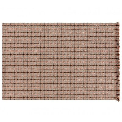 GAN Garden Layers Checks Rug