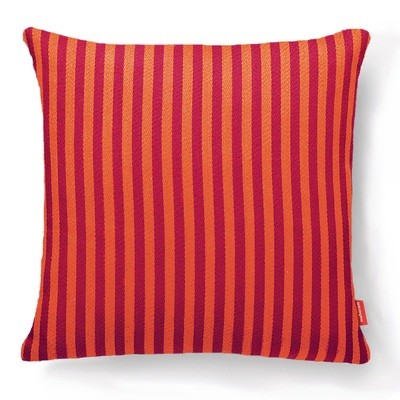 Maharam Toolstripe Pillow by Alexander Girard