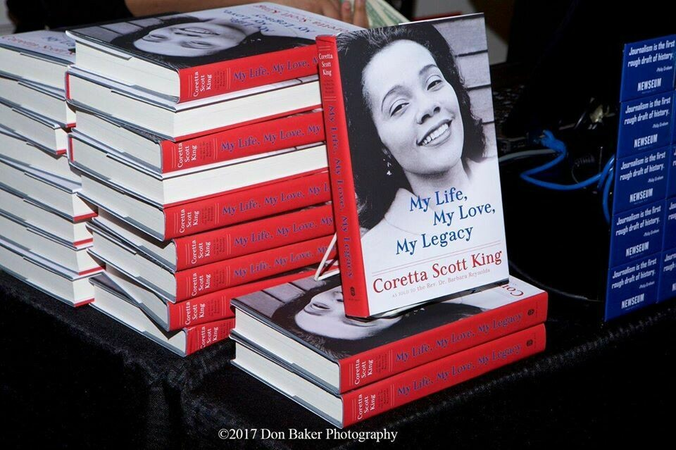 My Life, My Love, My Legacy: The Memoirs of Coretta Scott King