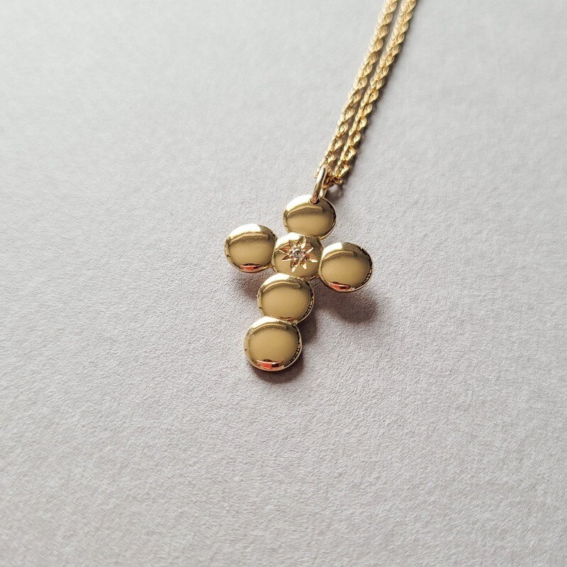 """Collier """"Westminster"""" - Or jaune 18ct"""