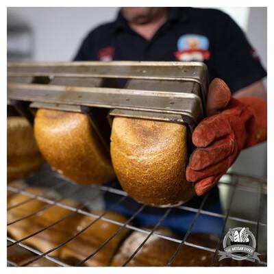 School Loaf Sourdough Bread (Sliced)
