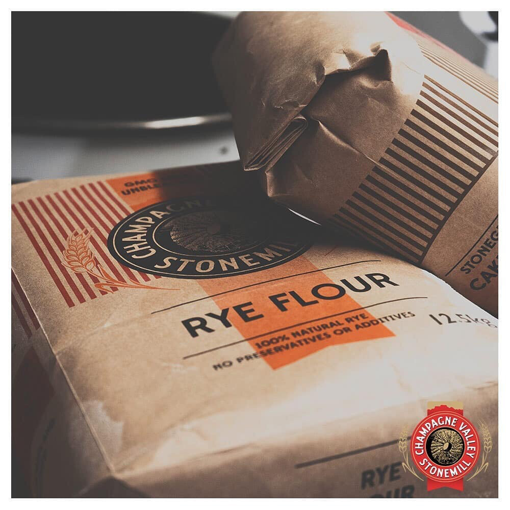 Stoneground Rye Flour 2.5kg