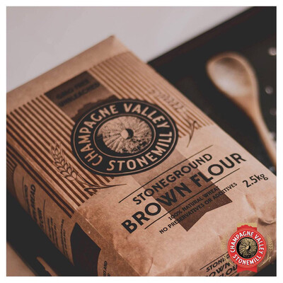 Stoneground Brown Bread Flour 2.5kg