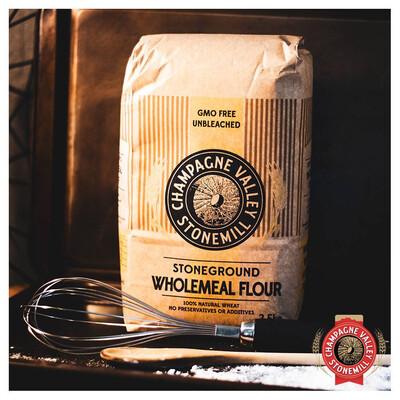 Stoneground Wholemeal Flour 2.5kg