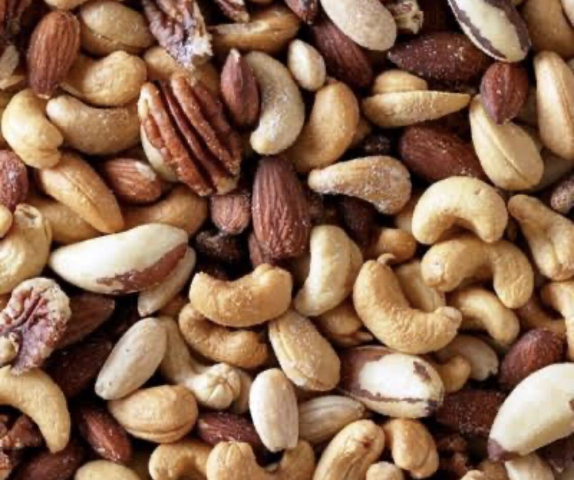 Nut Mix (Brazil, Pecan, Cashew, Almond, Walnut, Macadamia)