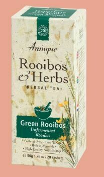 Herbal Tea: Green Rooibos 50g