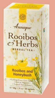 Herbal Tea: Honeybush Rooibos 50g