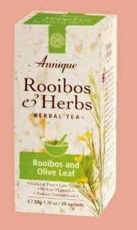 Herbal Tea: Rooibos & Olive Leaf 50g
