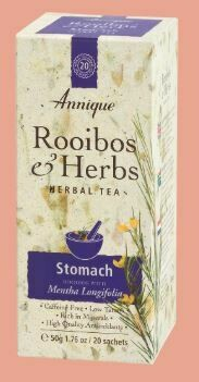 Herbal Tea: Rooibos & Mint (Stomach) 50g