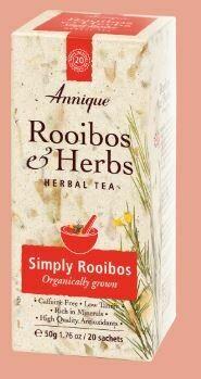 Herbal Tea: Simply Rooibos 50g