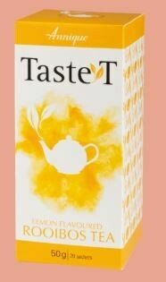 Lemon Rooibos Tea 50g