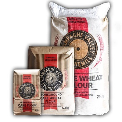 Stoneground White Bread Flour 12.5kg