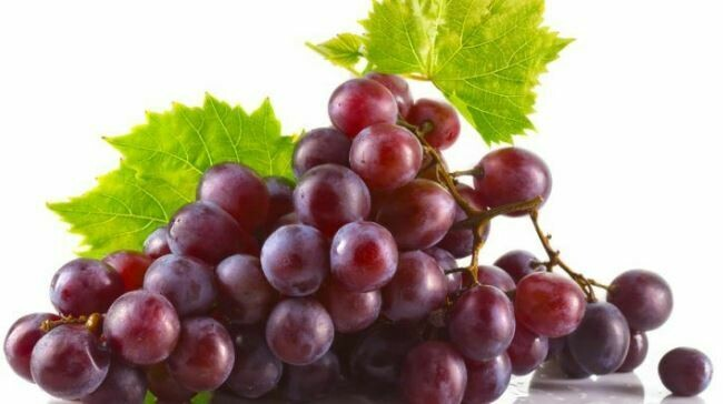 Red Seedless Grapes (1.5kg)
