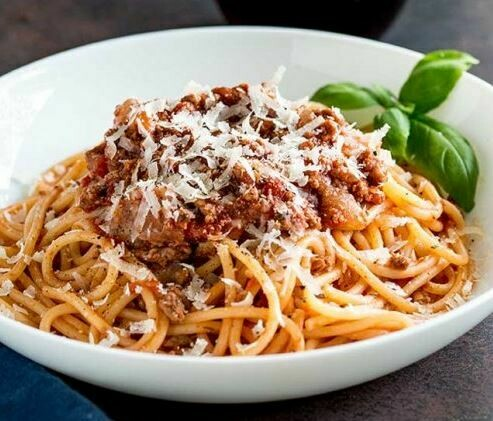 Spaghetti Bolognese (to Order)