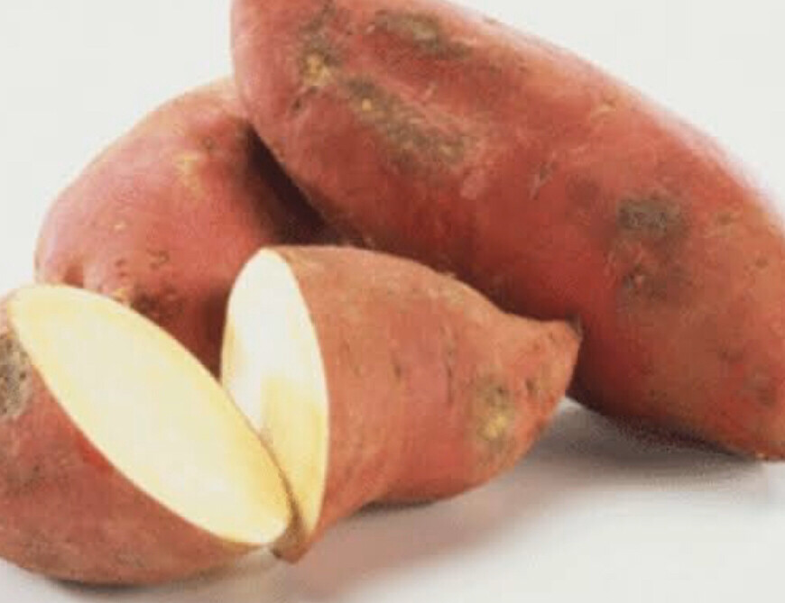 Sweet Potato - White Flesh 1kg