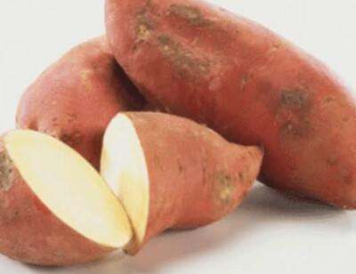 Sweet Potato - White Flesh 1kg