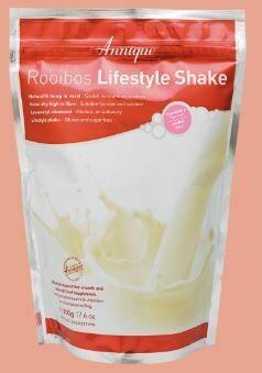 Lifestyle Shake STRAWBERRY 500g