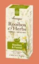 Herbal Tea: Rooibos & Fennel 50g