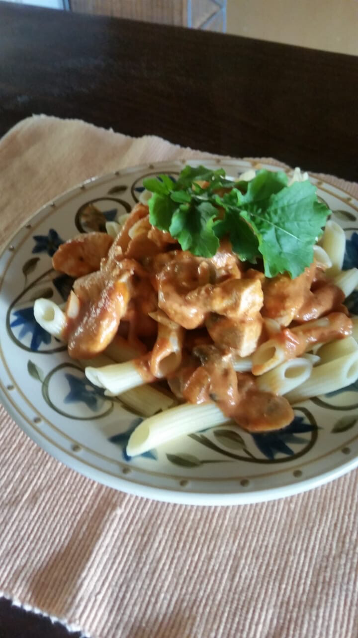 Free Range Creamy Tuscan Chicken with Penne (to Order)