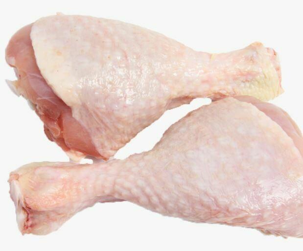 Free Range Chicken Legs (6 legs in a pack) (R85 per kg) (to Order)