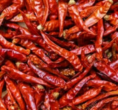 Dried Red Chilies (80g)
