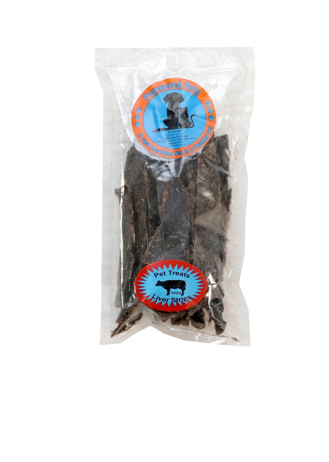 Liver Strips (Treats for Pets)