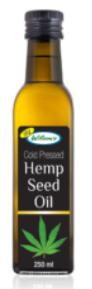 Hemp Seed Oil 250ml