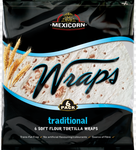 Traditional Wraps (6)