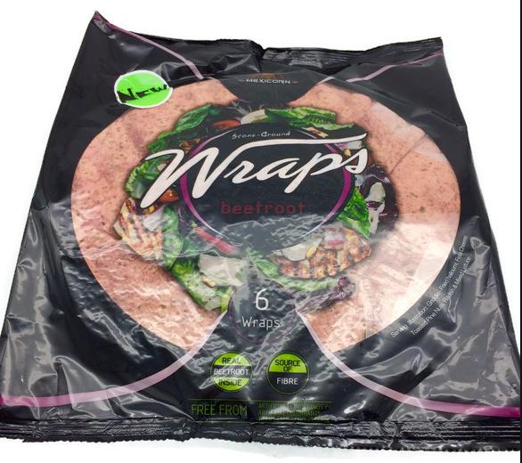 Beetroot Wraps (6)