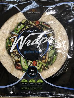 Gluten Free Wraps (4)
