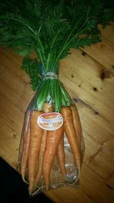 Carrots (Organic) Ambersky Farm