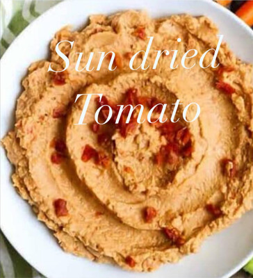 Hummus (Sundried Tomato)