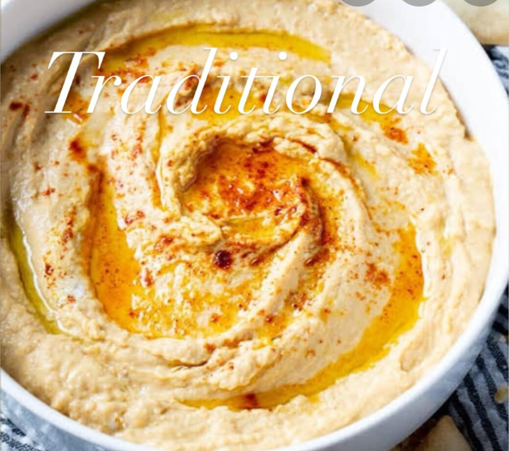 Hummus (Traditional)