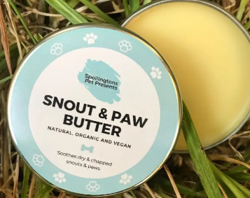 Snout and Paw Butter