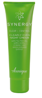 Synergy Clearly Even Night Crème 50ml