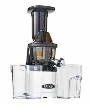 Omega Juicer MMV602 Megamouth vertical cold press slow juicer