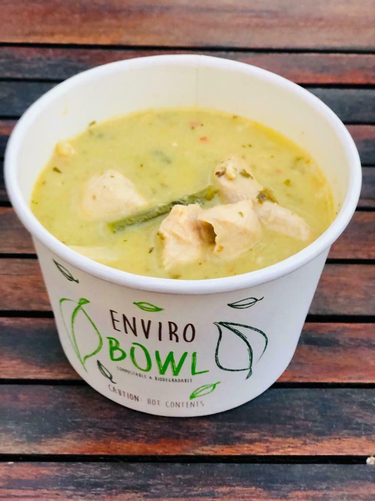 Green Thai Chicken Curry from Tarudi's Kitchen