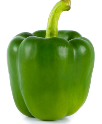 Peppers Green 2's (Organic)