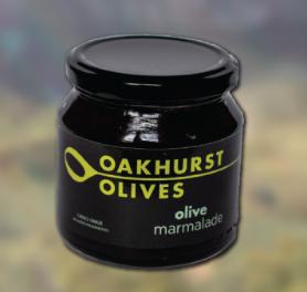 Oakhurst Olive Marmalade 300g