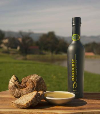 Oakhurst Extra Virgin Olive Oil 375ml (Delicate)