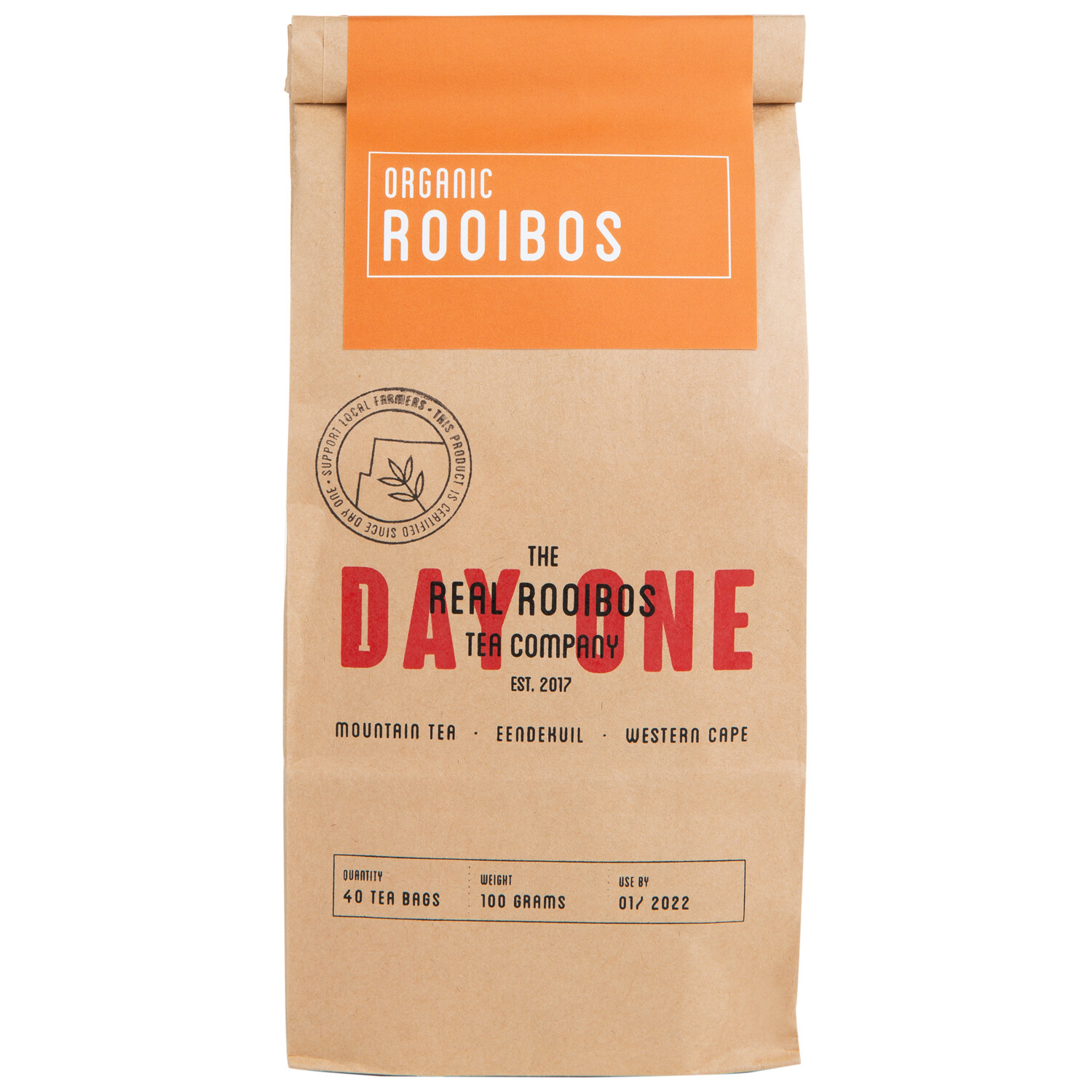 Organic Rooibos Mountain tea