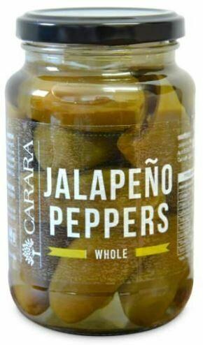 Jalapenos - Whole 375ml